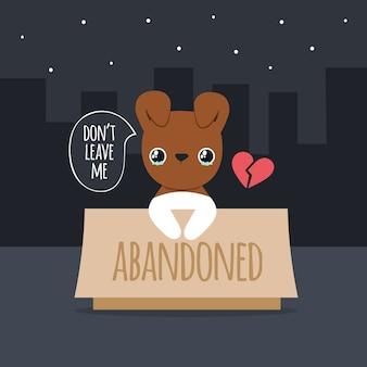 Adote uma ilustração de animal de estimação