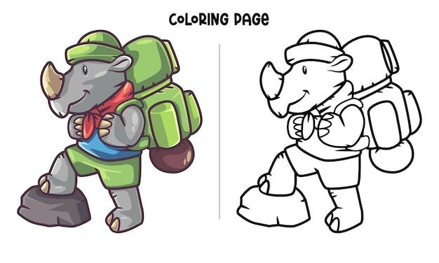 Adventure rhino