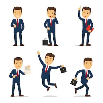 Advogado ou personagem de desenho de advogado
