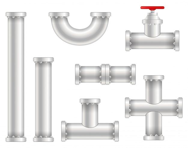 Água de plástico, óleo, gasoduto, tubulação de esgoto