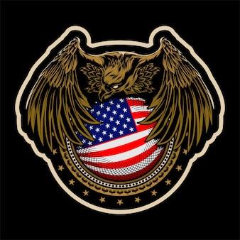 Águia américa