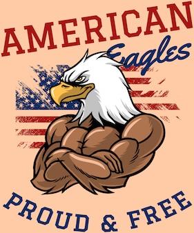 Águias americanas