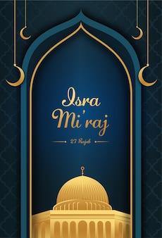 Al-isra wal mi'raj traduzir a jornada noturna profeta muhammad