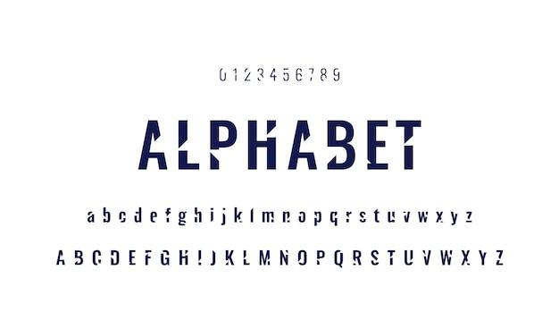 Alfabeto mínimo abstrato
