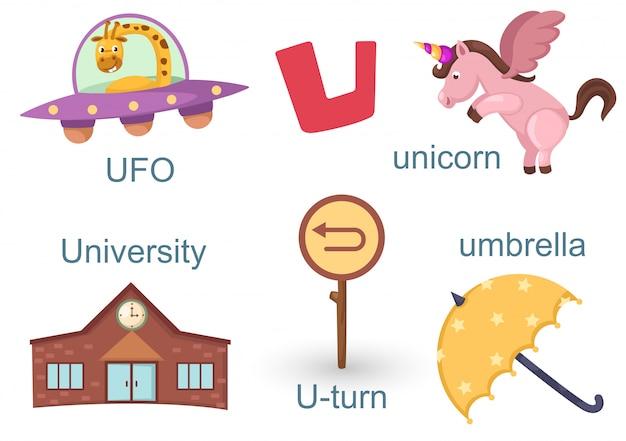 Alfabeto u