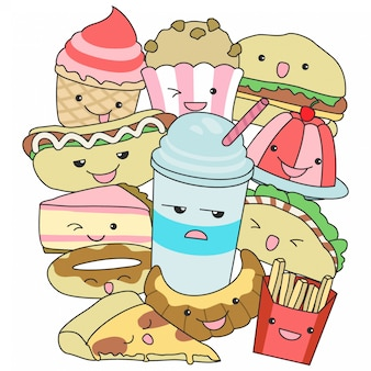 Alimentos fofos