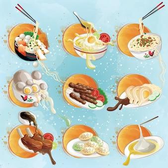 Alimentos indonésios