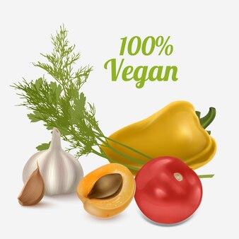 Alimentos saudáveis vegetais e frutas isoladas em uma vista frontal de fundo branco copiar espaço