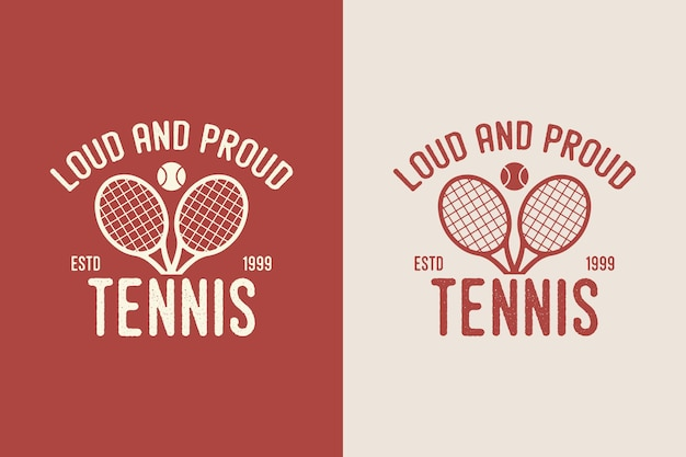 Alto e orgulhoso tênis tipografia vintage tênis t shirt design ilustração