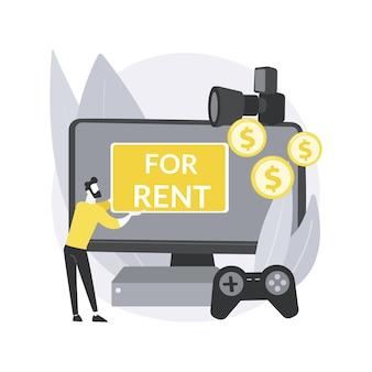 Alugando aparelho eletrônico. site de aluguel de eletrônicos, aluguel de novo dispositivo, termos de uso e condições, aluguel de gadget, aluguel de equipamento de teste.