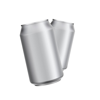 Alumínio pode beber soad ou cerveja modelo