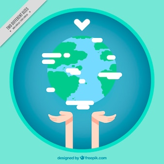 Amar o mundo, o dia humanitária