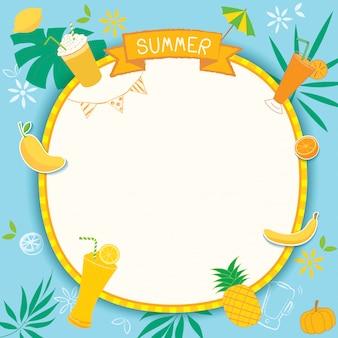 Amarelo de verão