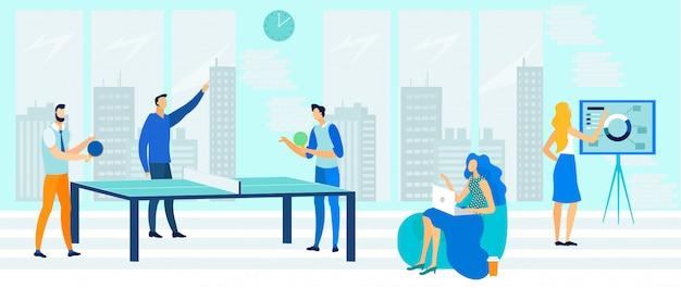 Ambiente de trabalho compartilhado