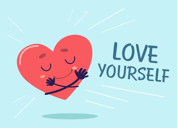 Ame a si mesmo