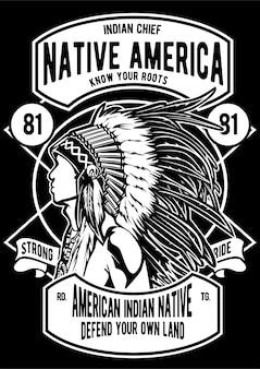 América nativa