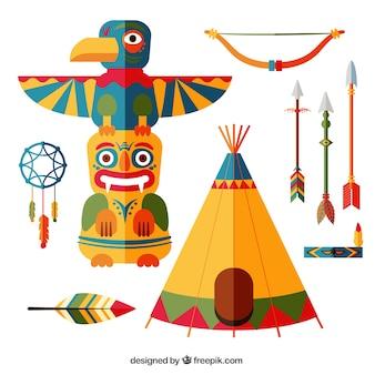 Americana set indiana