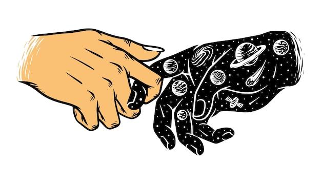 Amigável com o conceito de universo