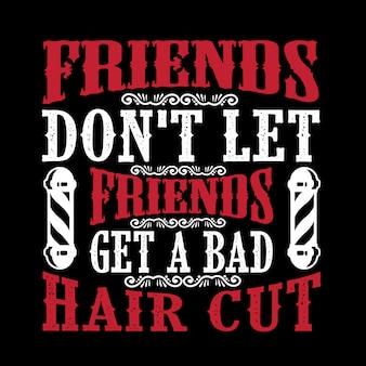 Amigos não deixam amigos ficarem mal