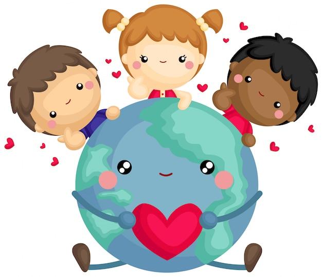 Amo o mundo