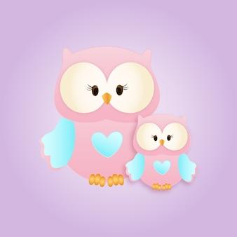 Amor corujas