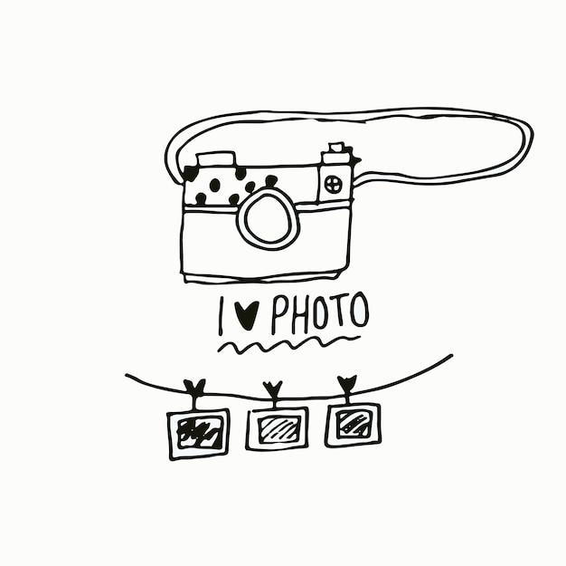 Amor da câmera