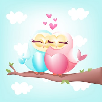 Amor de pássaros