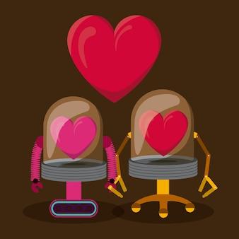 Amor robótico