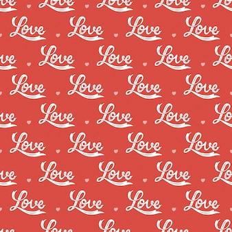 Amor sem costura padrão