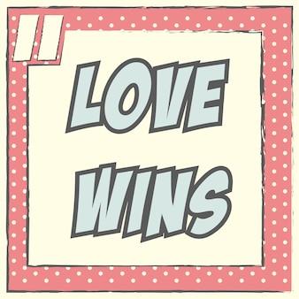 Amor vence
