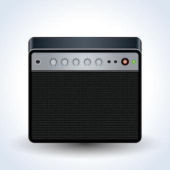 Amplificador de guitarra realista