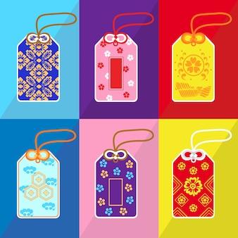 Amuletos japoneses tradicionais
