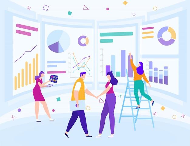 Análise de dados corporativos
