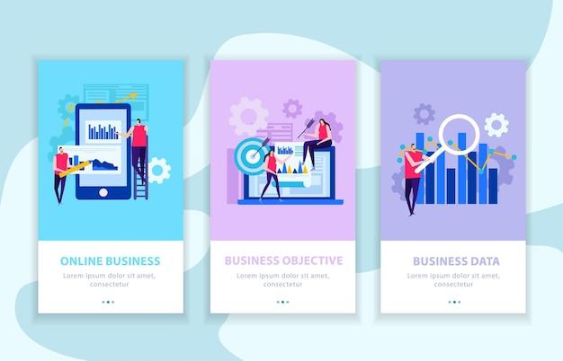 Análise de dados de negócios online para cumprimento dos objetivos definidos