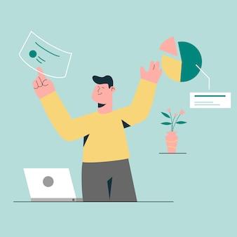 Análise de dados do escritório em casa e do relógio