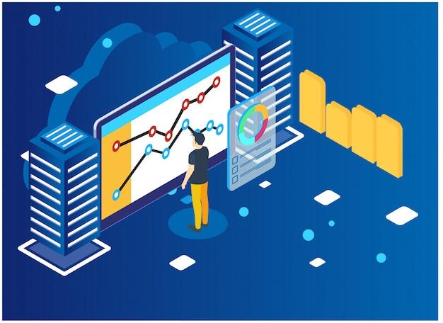 Análise de dados e conceito de estatísticas.