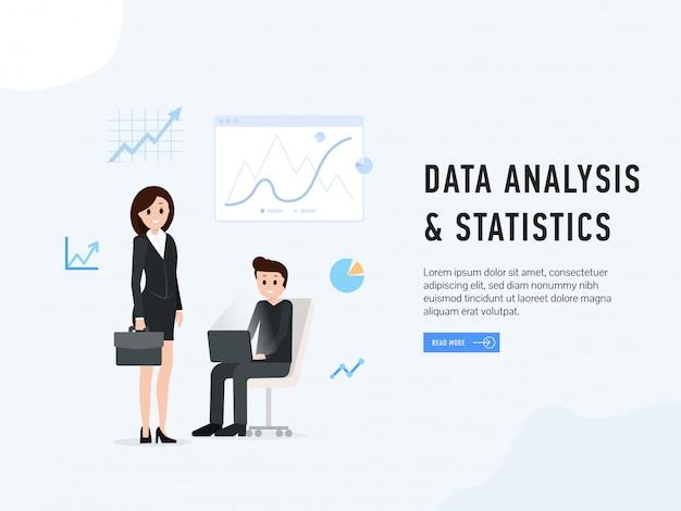 Análise de dados e estatística