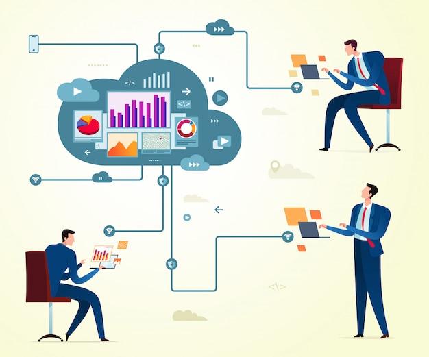Análise de dados e programador web