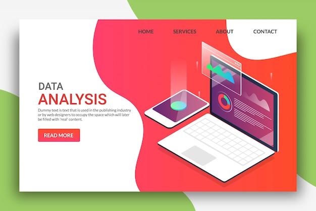 Análise de dados online