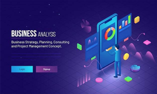 Análise de negócios ou gerenciamento de projetos.