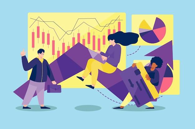 Análise do mercado de ações