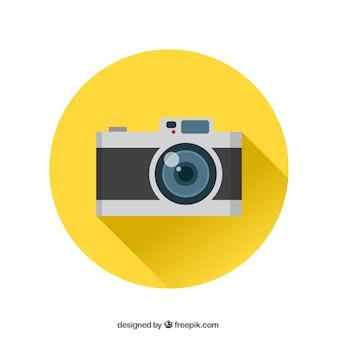 Analog ícone da câmera