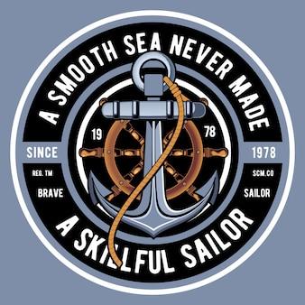 Âncora marinheiro