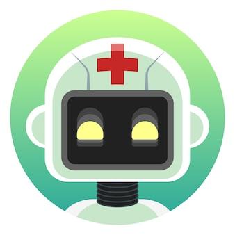 Android robô médico