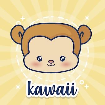 Animais kawaii
