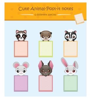 Animal pós sua coleção