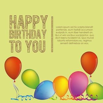 Aniversário para você