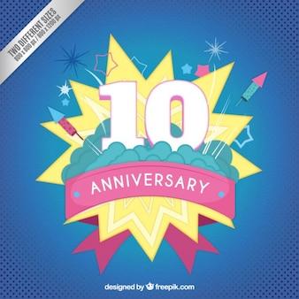 Anniversary décimo moderna