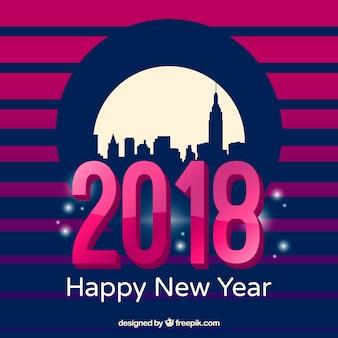 Ano novo de 2018