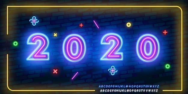 Ano novo de 2020